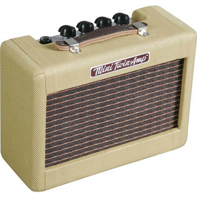 FENDER MINI `57 TWIN-AMP Микрокомбо